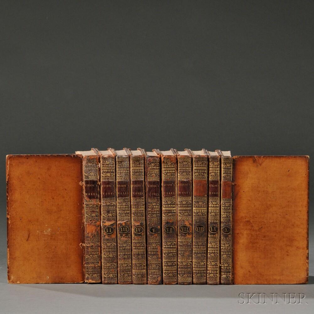 Sterne, Laurence (1713-1768) Works