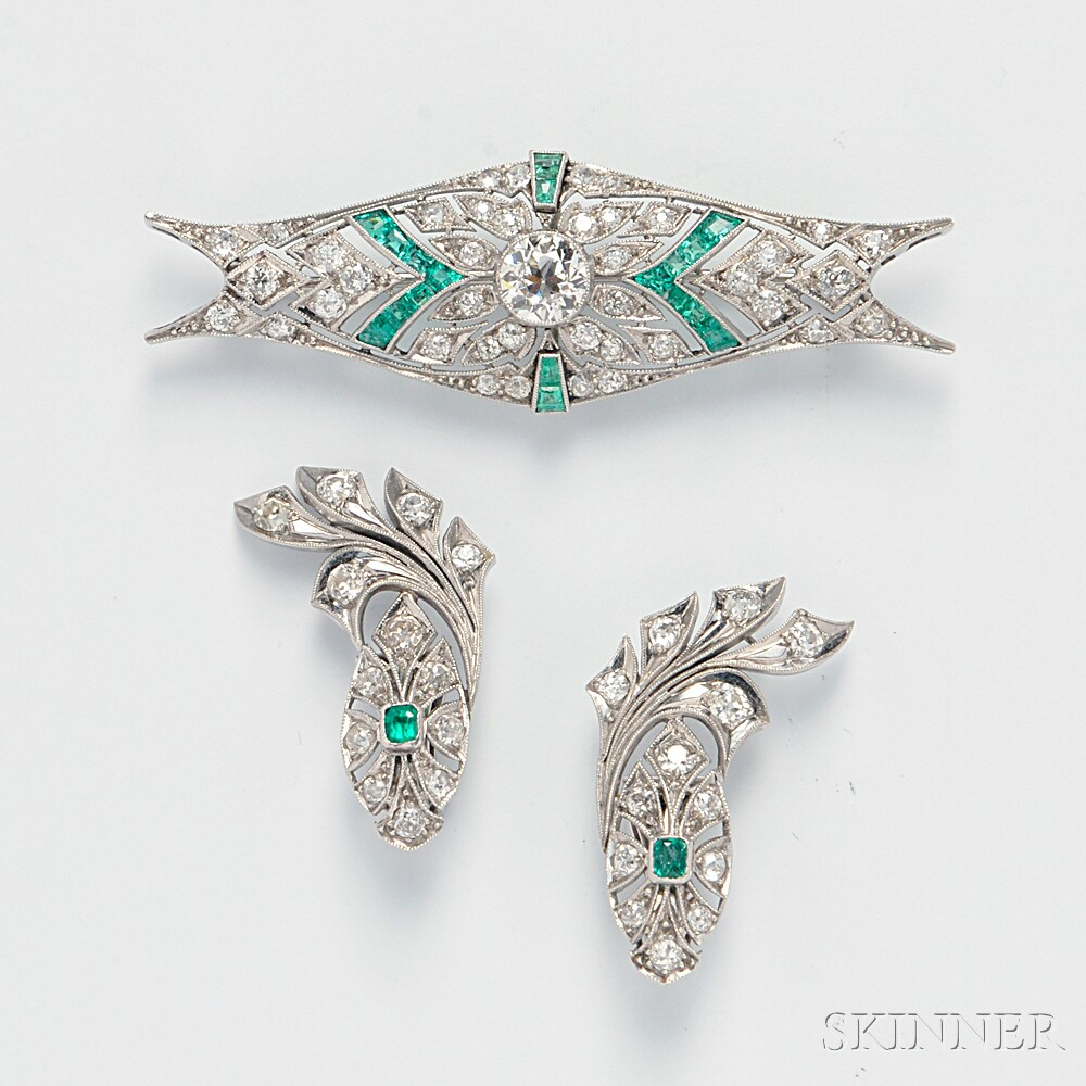 Emerald and Diamond Suite