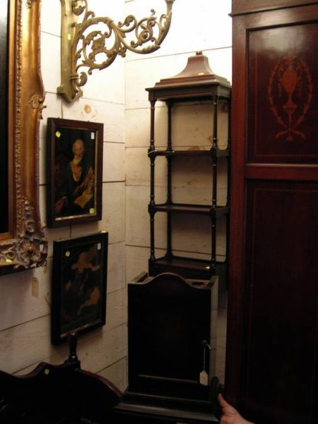 Five Pieces of Miscellaneous Furniture