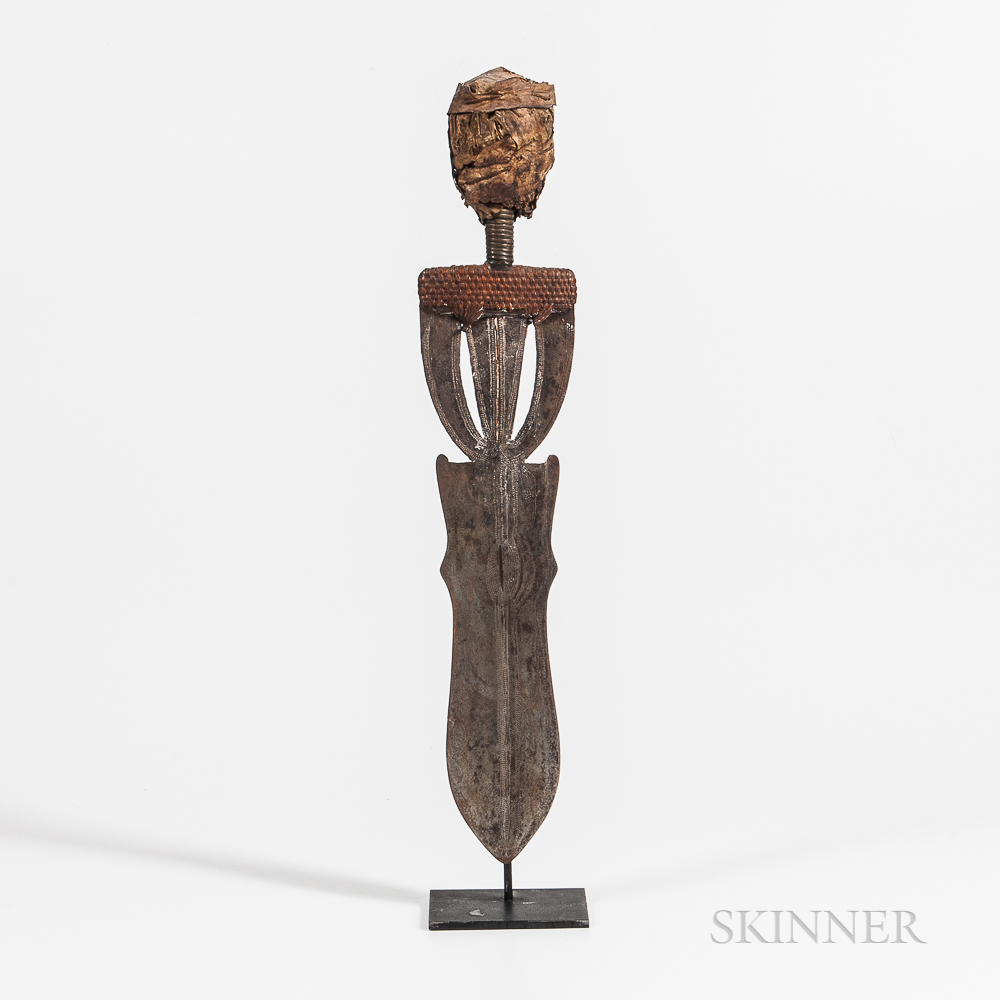 Ceremonial Short Sword, Mopamba