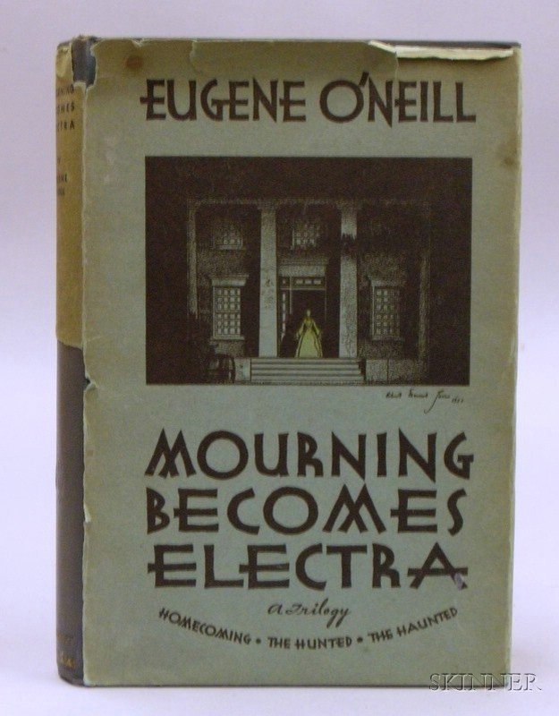 an analysis of mourning becoming eugene by eugene oneill Mourning becomes electra (by eugene o'neill) mourning becomes electra is a dark tragedy featuring discovers that she has at last become like her own mother.