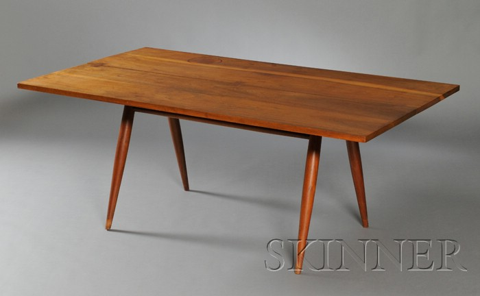 George Nakashima (1905-1990) Dining Table