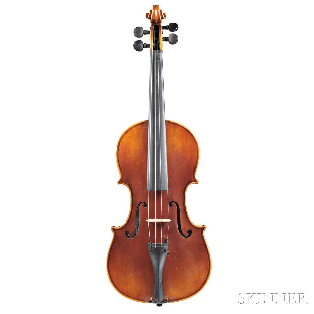 Violin, Attributed to Stefano Conia, 1998