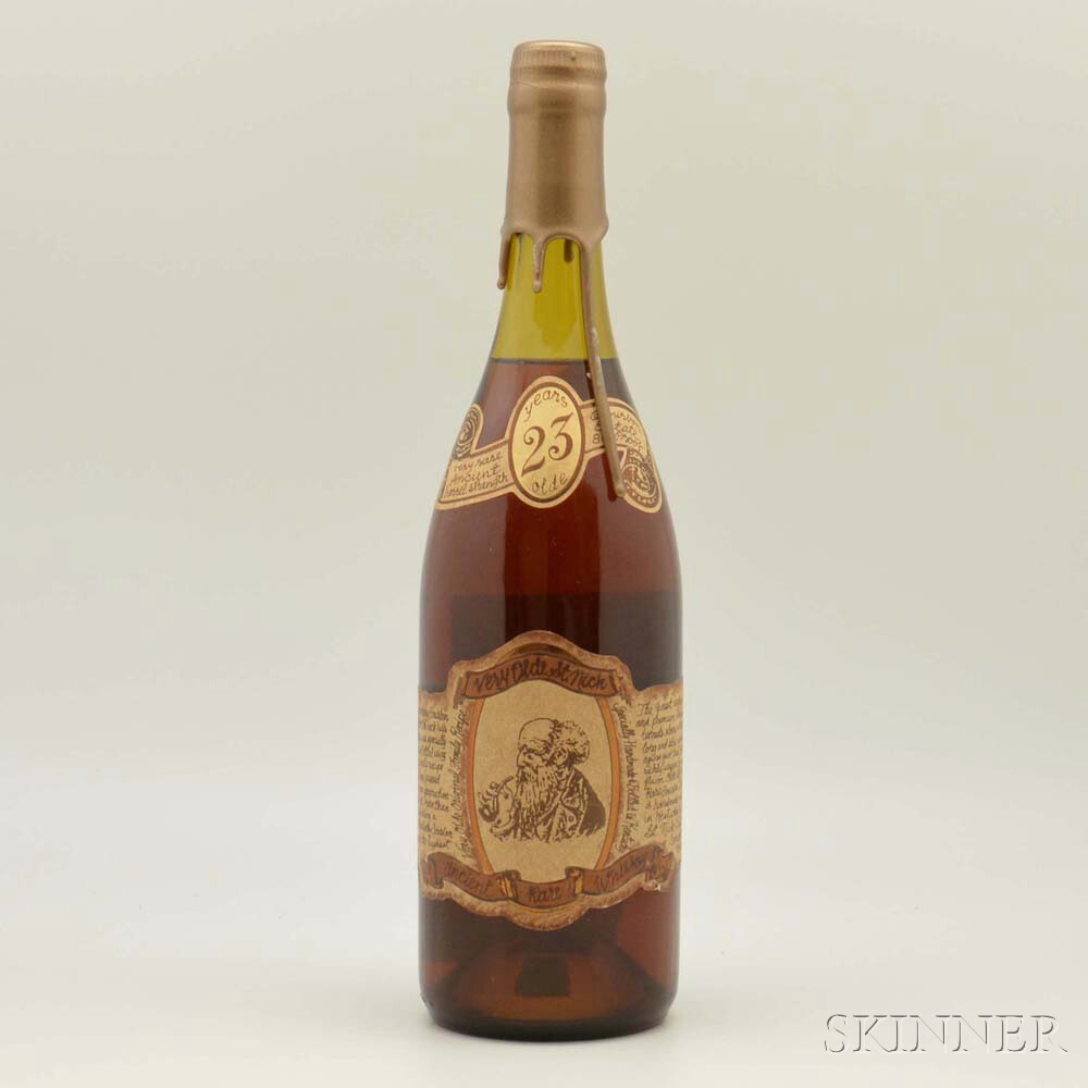Very Old St Nick 23 Years Old, 1 750ml bottle