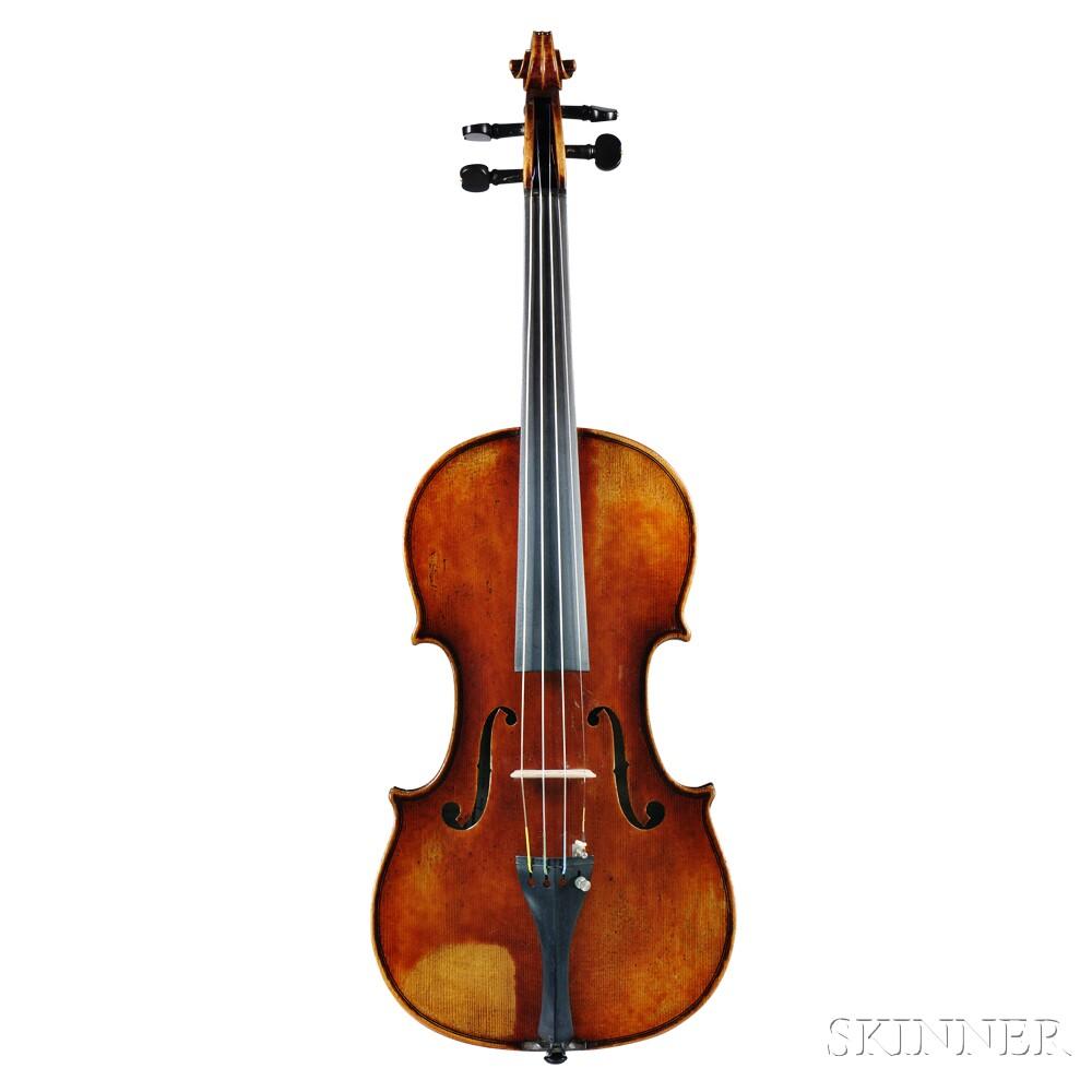 Violin, Jay Haide, 2009