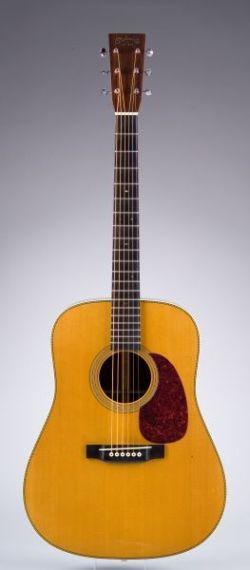 American Guitar, C.F. Martin & Company, Nazareth, 1997, Model HD28VR