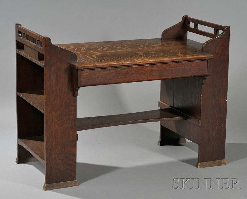Arts & Crafts Movement Desk