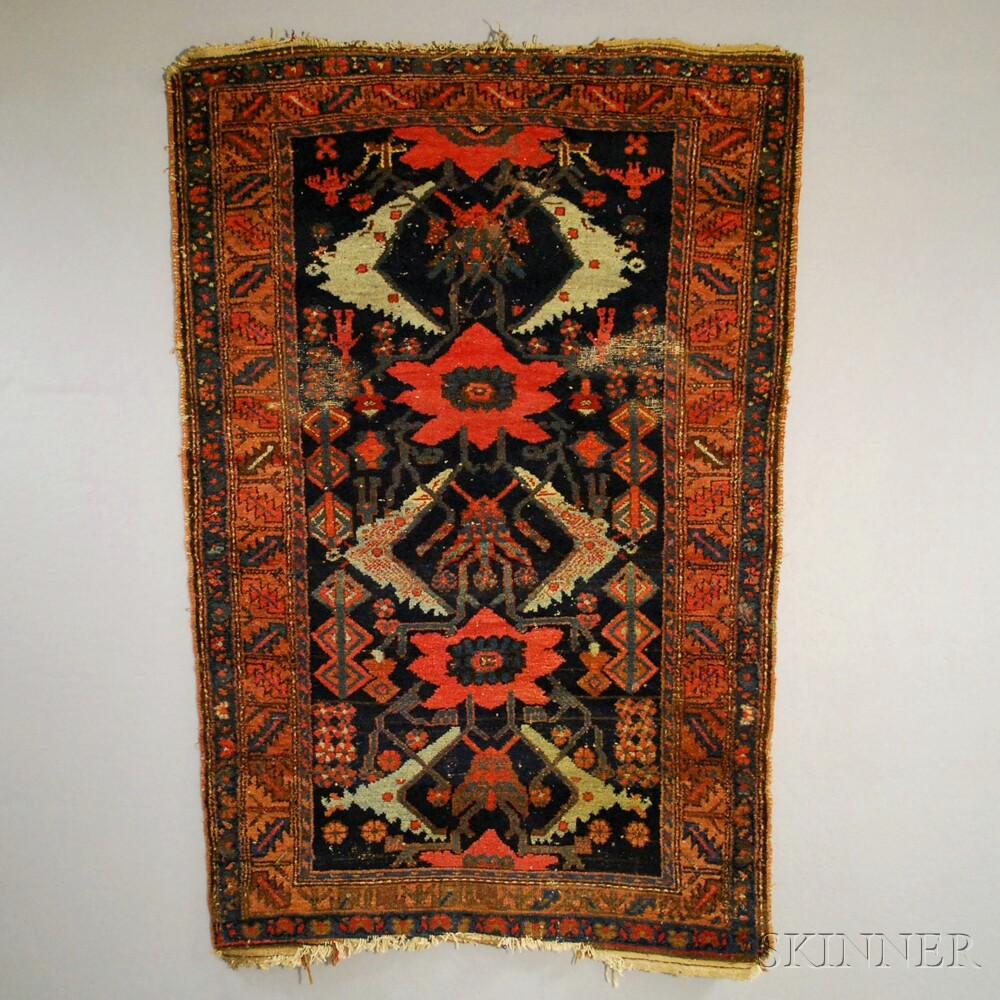 Three Oriental Rugs