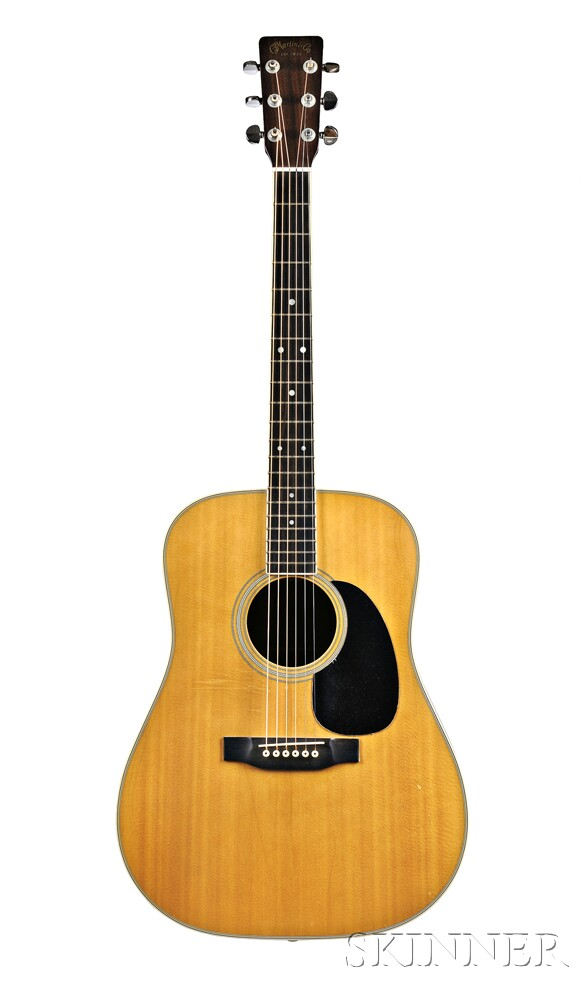 American Guitar, C.F. Martin & Company, Nazareth, 1974, Style D-35