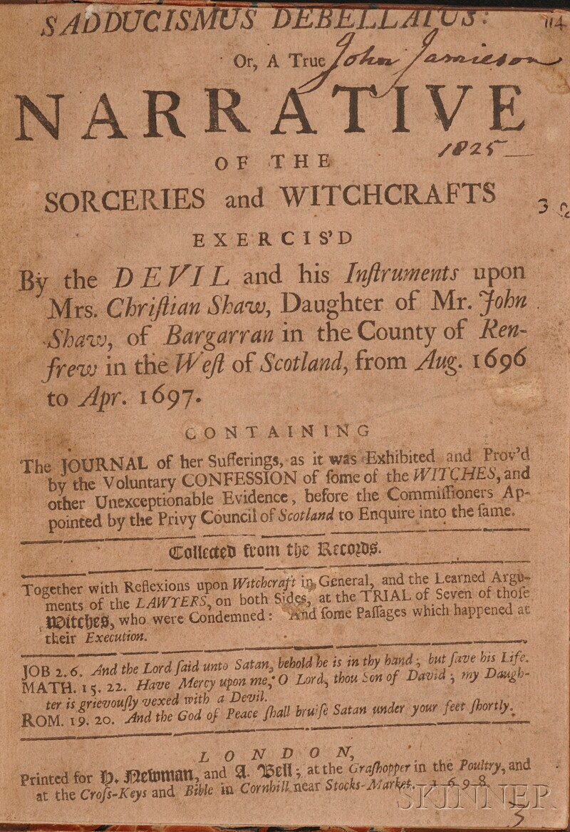 (Witchcraft), Cullen, Francis Grant