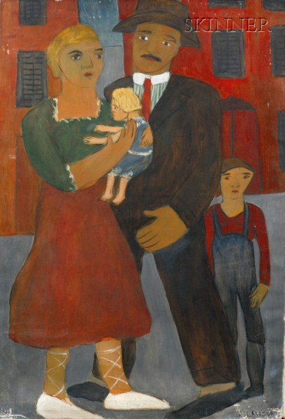 Adelaide Lawson Gaylor (American, 1889-1986)      Family