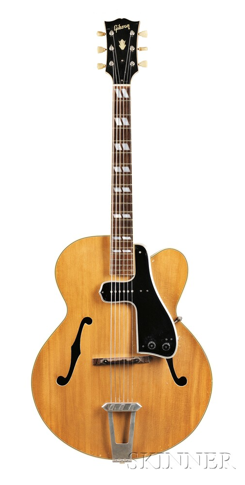 American Guitar, Gibson Incorporated, Kalamazoo, 1949, Style L-7C