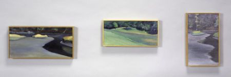 Sherry Palmer (American, 20th Century)  Lot of Three Works Including:  Low Tide