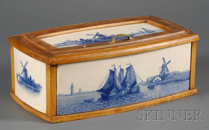 Villeroy & Boch Pottery Bread Box