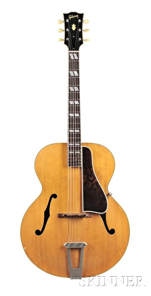 American Guitar, Gibson Incorporated, Kalamazoo, 1950, Style L-7