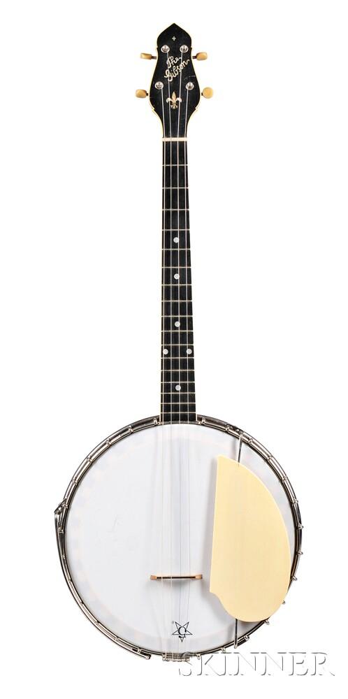 American Tenor Banjo, Gibson Incorporated, Kalamazoo, 1920, Style TB-4