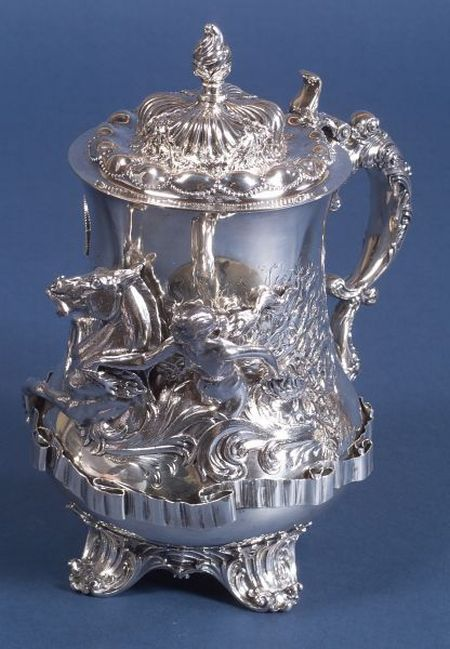 Whiting Manufacturing Company Sterling Trophy Tankard