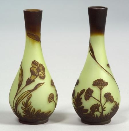 Pair Of Loetz Vases Sale Number 2342 Lot Number 95 Skinner