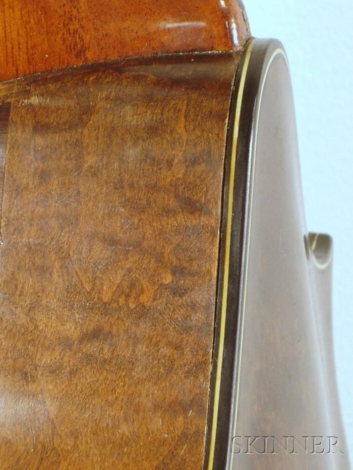 American Mandolin,  Lyon & Healy, Chicago, c. 1925, Washburn Style A