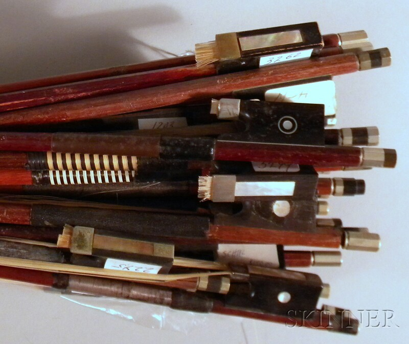 Bundle of Violin Bows