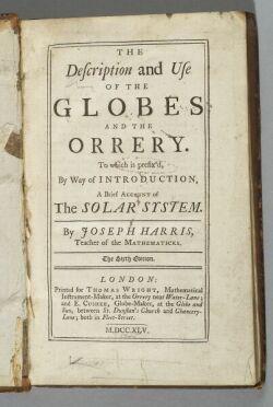 Harris, Joseph (1702-1764)
