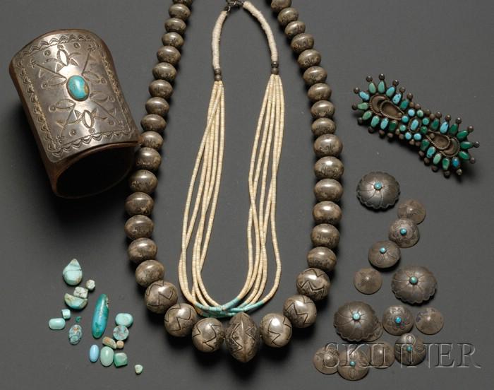 Southwest Jewelry Lot