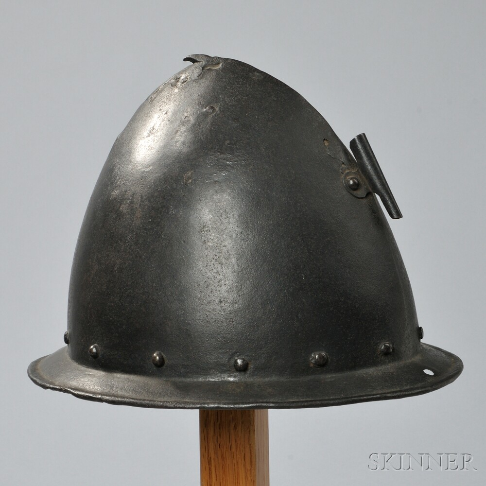 Cabasset Helmet