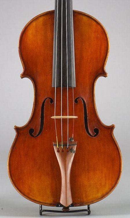 Italian Violin, School of Romeo Antoniazzi, possibly Camillo Mandelli