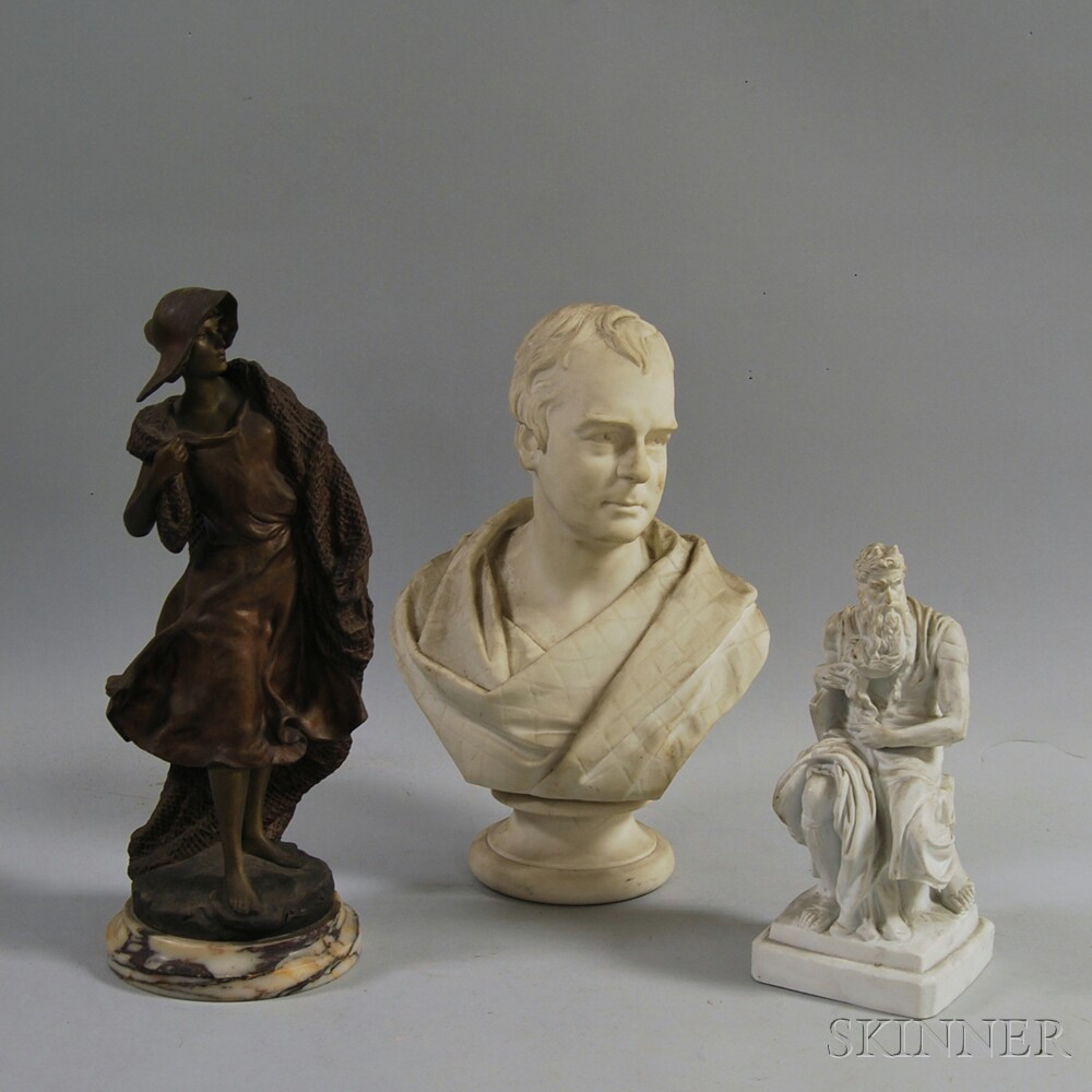 Three Sculptures
