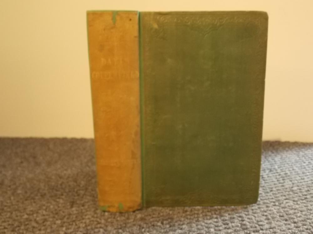 Dickens, Charles (1812-1870) Thirteen Volumes.