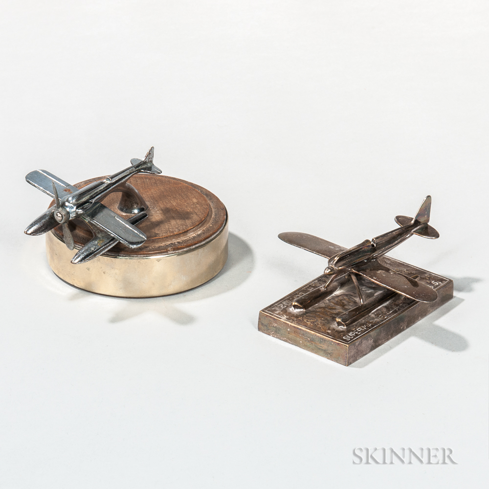 Two Commemorative Aviation Items
