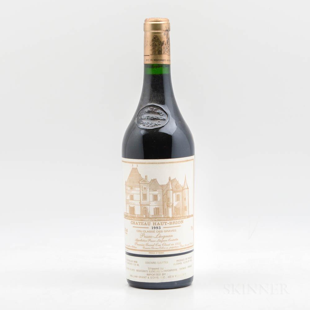Chateau Haut Brion 1993, 1 bottle