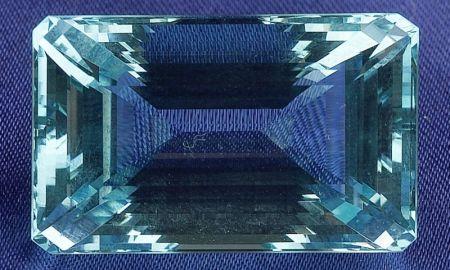 Unmounted Aquamarine