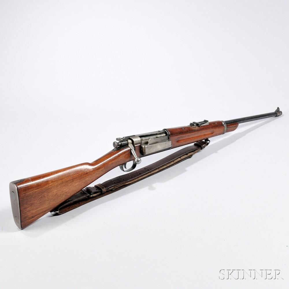 Model 1898 Krag Bolt-action Carbine