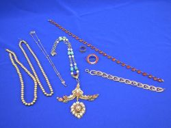 Group of International and Ethnic Jewelry