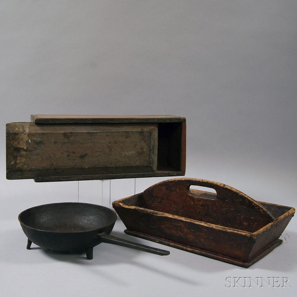 Three Kitchen Items
