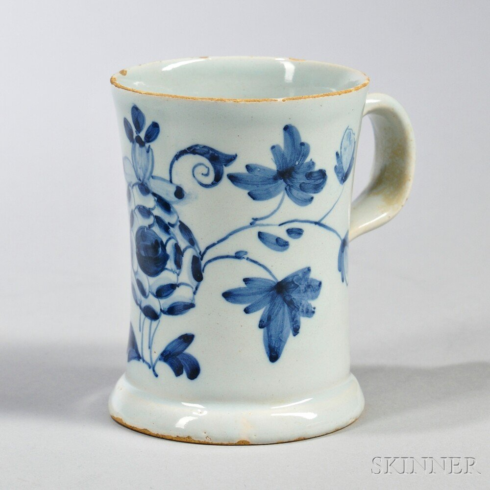 Tin-glazed Earthenware Mug