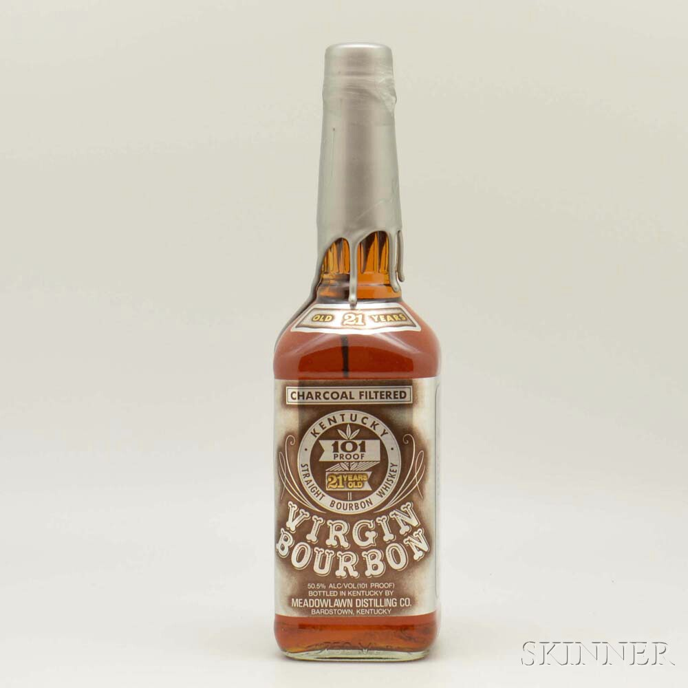 Virgin Bourbon 21 Years Old, 1 750ml bottle