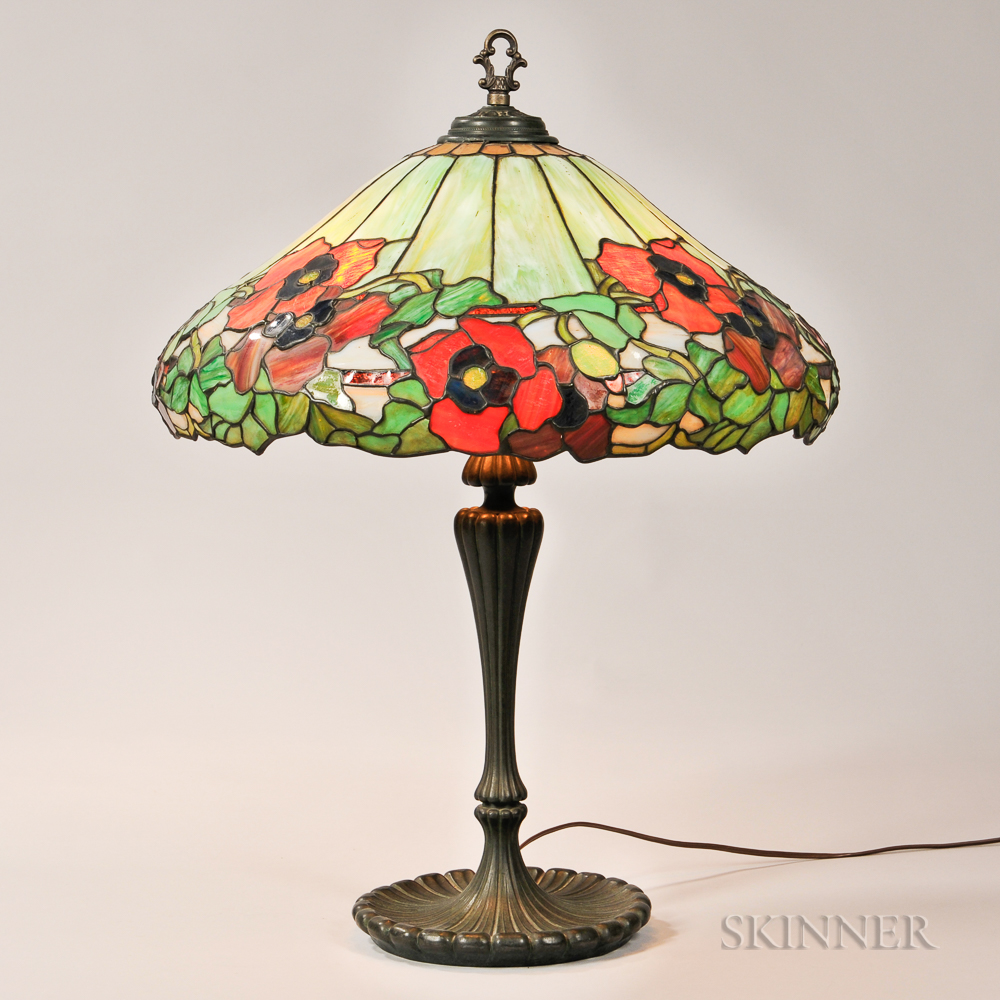 Wilkinson Poppy Table Lamp