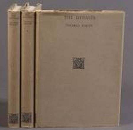 Hardy, Thomas (1840-1928), Signed copy