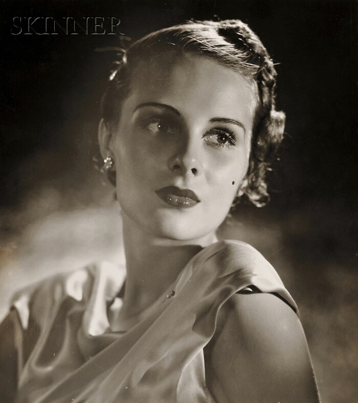 Grancel Fitz (American, 1894-1963)      The Starlet.