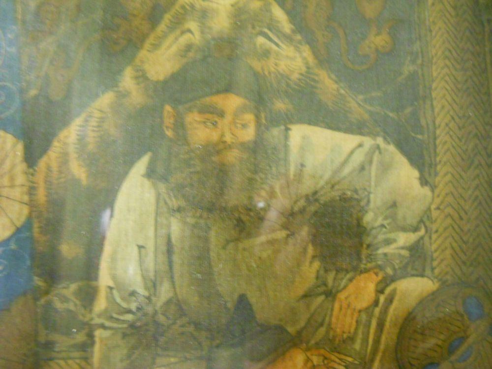Painting Depicting a Mythological Scene