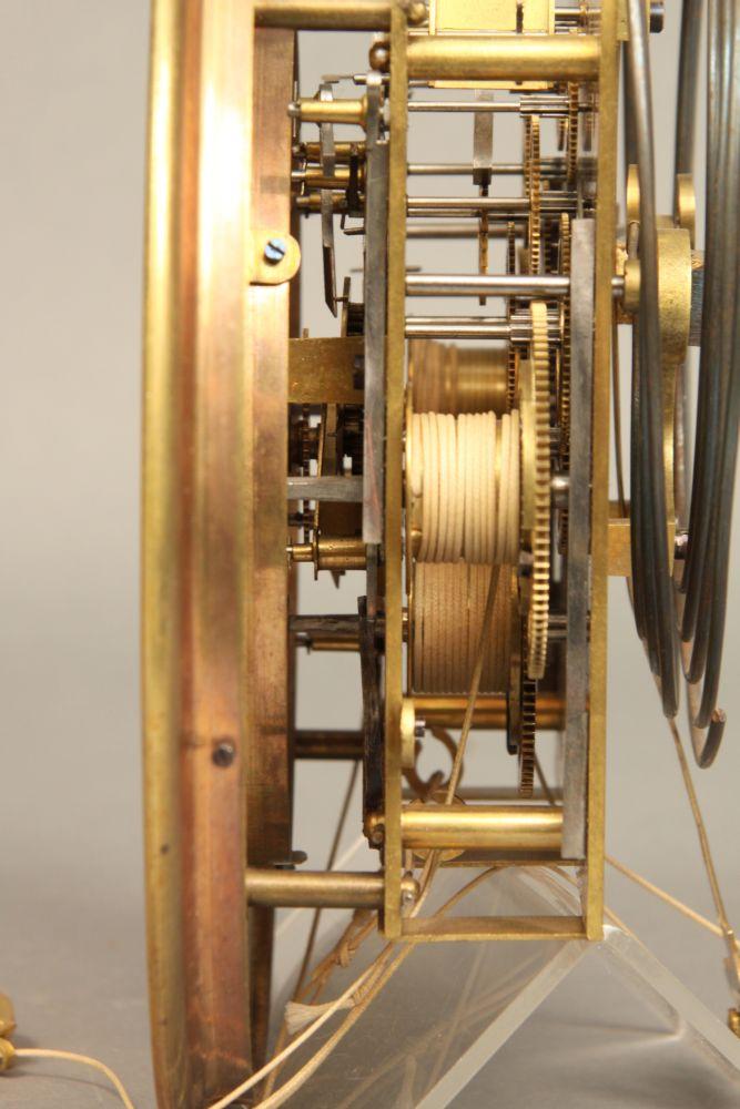 Walnut Quarter-hour Vienna Regulator