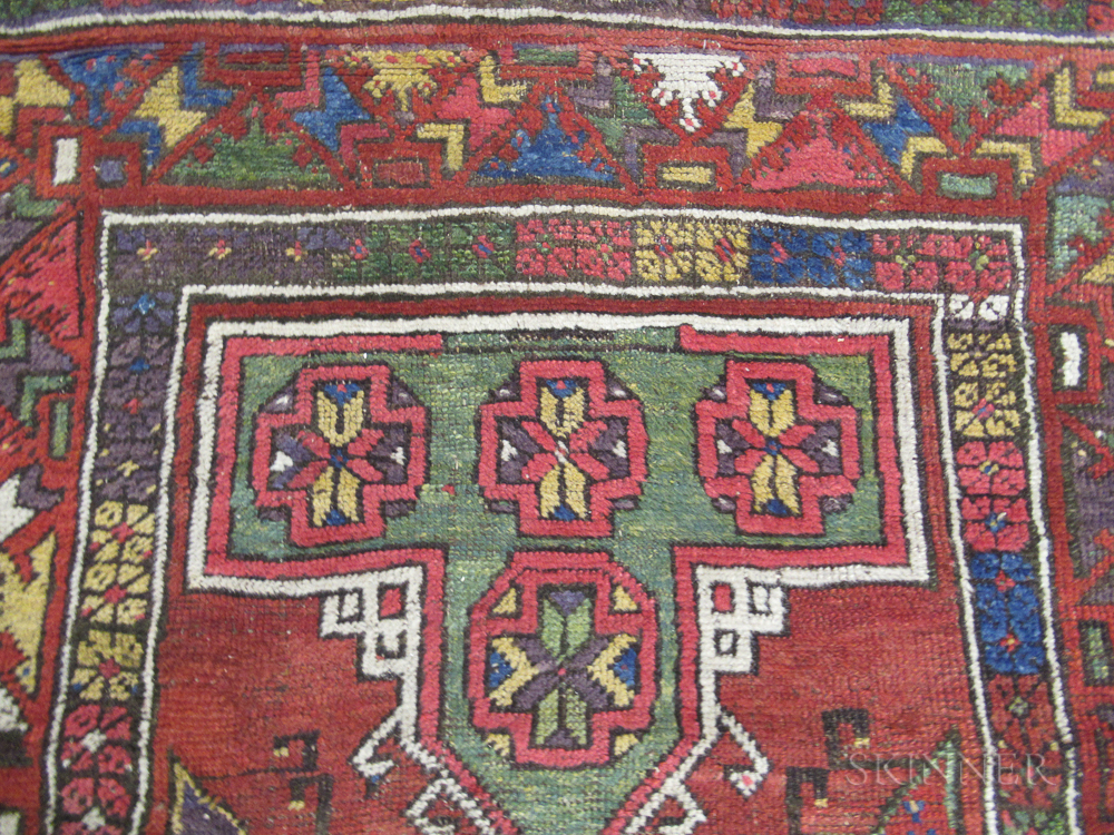Central Anatolian Long Rug