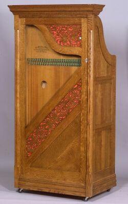 Reproduction Wulitzer Automatic Harp