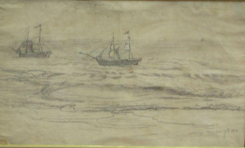 Henry Moore (British, 1831-1895)      Hastings