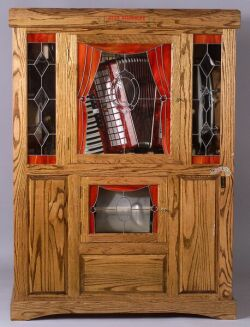 Otto Accordion By The Miner Mfg. Co.