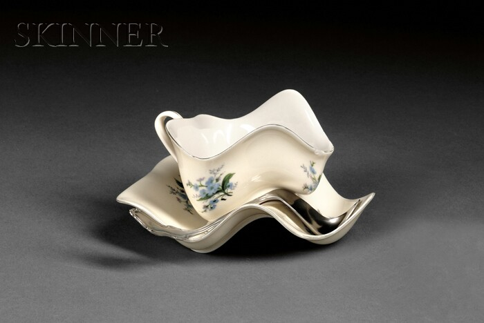 Robert Lazzarini (American, b. 1965)      Norton Christmas Project/Teacup