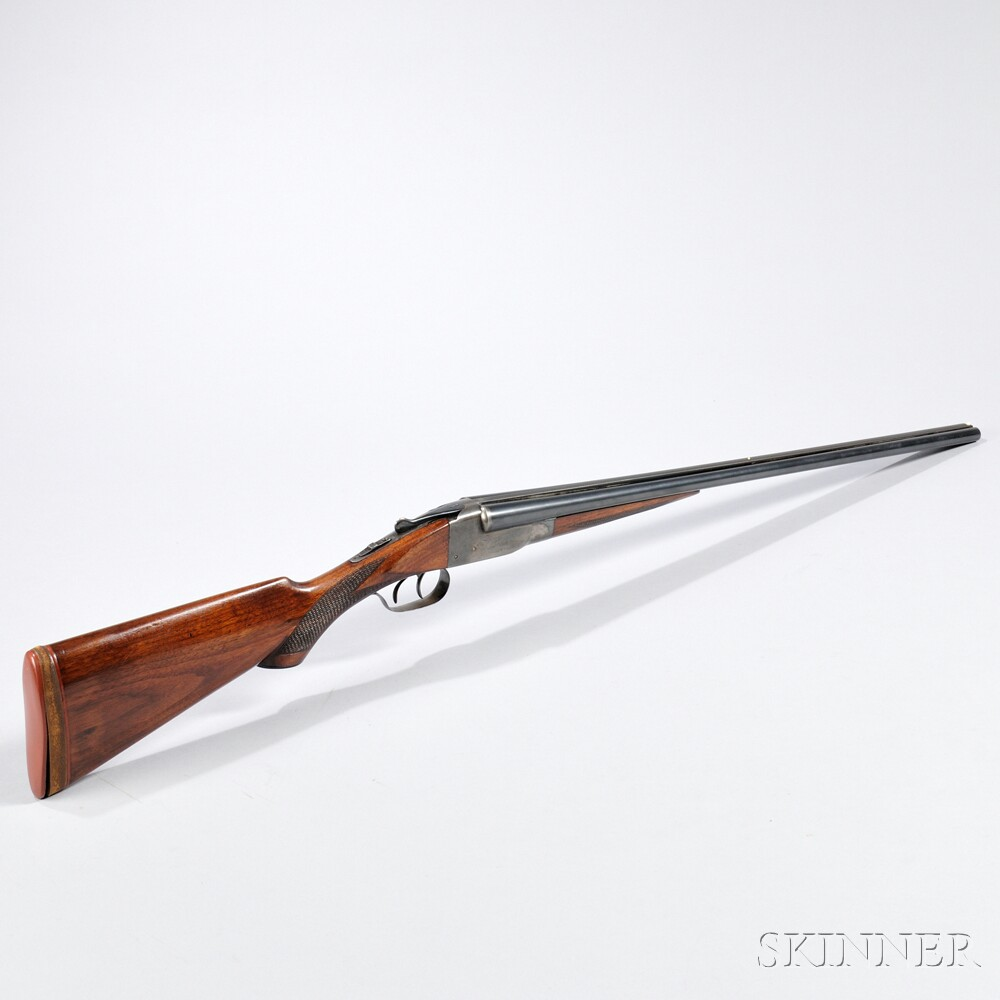 Ithaca Gun Company Boxlock 28 Gauge Double-barrel Shotgun