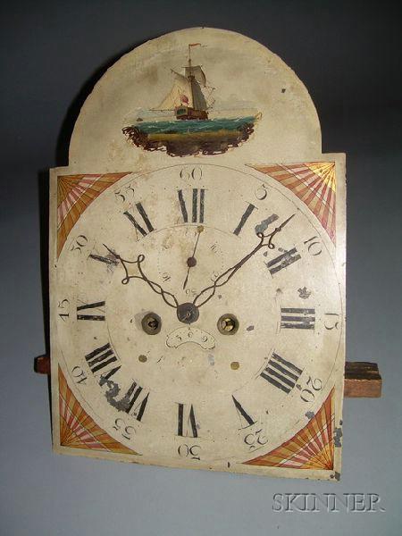 Federal Tall Clock